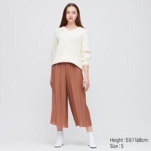 Chiffon Skirt Pants